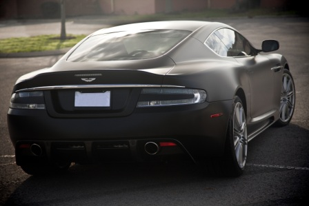 nashvile tennessee aston martin dbs rear pinnacle auto appraiser appraisal dimished value